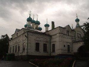 Слободской. Церковь святой Екатерины