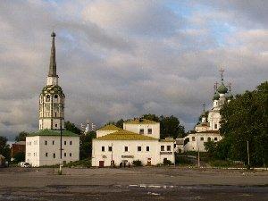 Соликамск. Колокольня