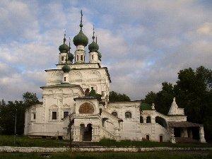 Соликамск. Троицкий собор