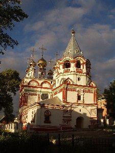 Соликамск. Богоявленская церковь