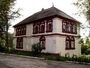 Соликамск. Дом воеводы