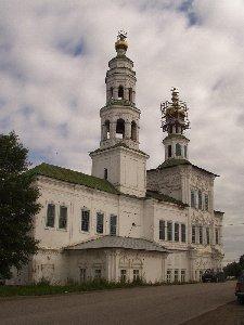 Соликамск. Церковь Иоанна Предтечи