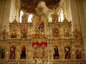 Верхотурье. Иконостас Крестовоздвиженского собора