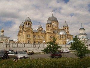 Верхотурье. Николаевский монастырь