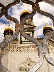 Верхотурье. На колокольне Троицкого собора