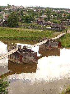 Верхотурье. Мост через Туру