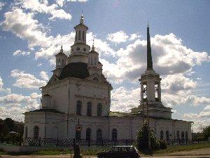 Алапаевск. Троицкий собор