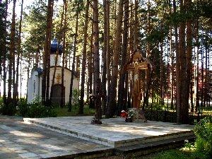 Синячиха. Монастырь на месте гибели великих князей
