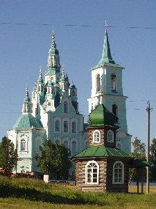 Нижняя Синячиха. Спасо-Преображенский собор