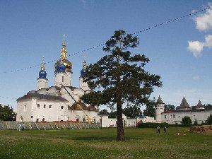 Тобольск. В кремле