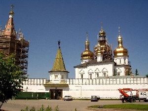 Тюмень. Троицкий монастырь