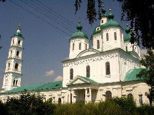 Елабуга. Спасский собор