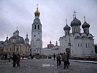 Вологда: Вологодский Кремль и Софийский собор