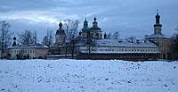 Кириллов: Кирилло-Белозерский монастырь