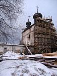 д. Горицы: Горицкий женский монастырь