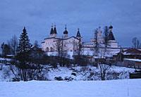 Ферапонтово: Ферапонтов монастырь