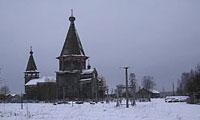 Лядины (деревня Гавриловская), Каргопольского района, Архангельской области