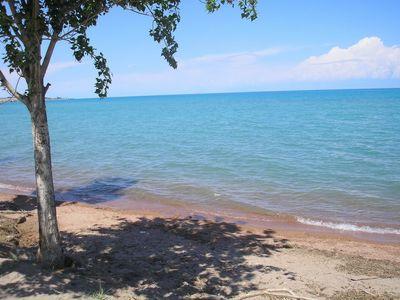 Юг озера.
