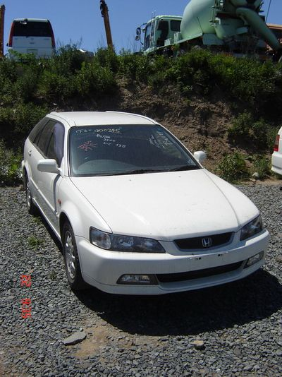 ����� � �������� Honda Accord Wagon.