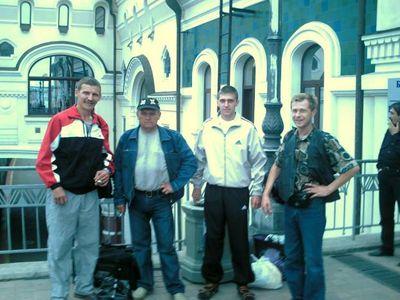 Перегон Владивосток – Новосибирск.