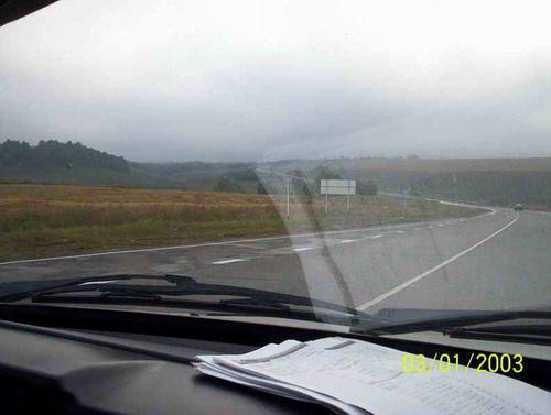 Горки по дороге на Челны