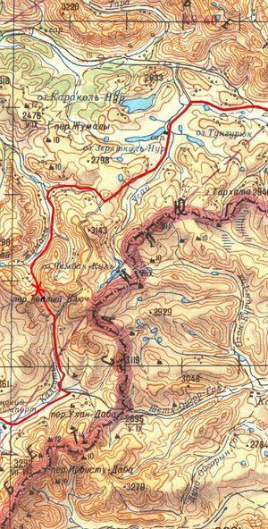 Карта Укока (1)