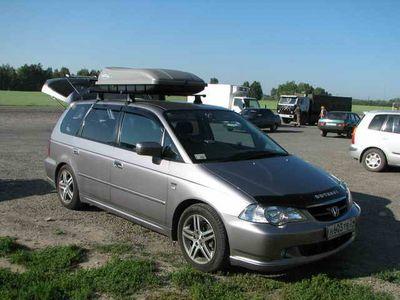 Красноярск – Иссык-Куль на Honda Odyssey.