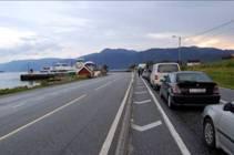 Toyota Caldina в стране троллей и викингов.