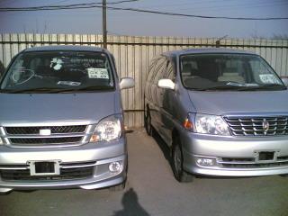 ������� Toyota Granvia �� ������������ � ������.