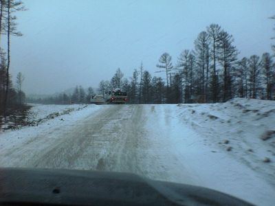 Поездка за Toyota Kluger V во Владивосток из Екатеринбурга.