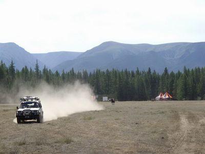 Поездка на Toyota Land Cruiser по Тыве, Хакасии, Алтаю, Кузбассу, Красноярскому краю.