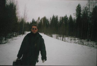Путешествие из Кирова в Усогорск с преодолением водных преград.