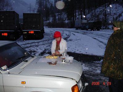Путешествие из Красноярска в Саяны сквозь воду и лед.