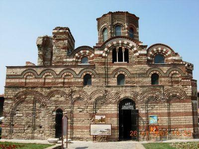 Путешествие из Сибири в Болгарию летом на Toyota Alphard.