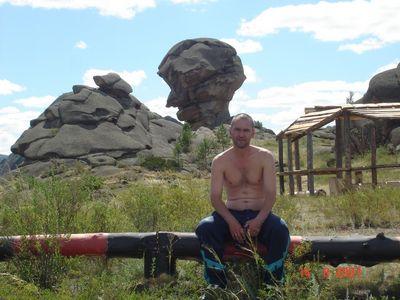 Путешествие из Томска на озеро Жасыбай.