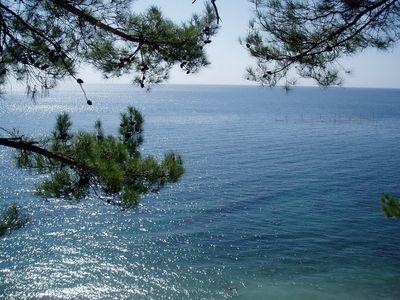Путешествие к Черному морю в конце сезона.