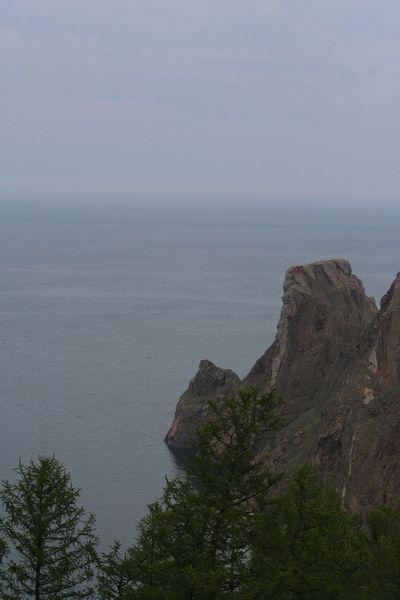 Путешествие из Новосибирска на Байкал.