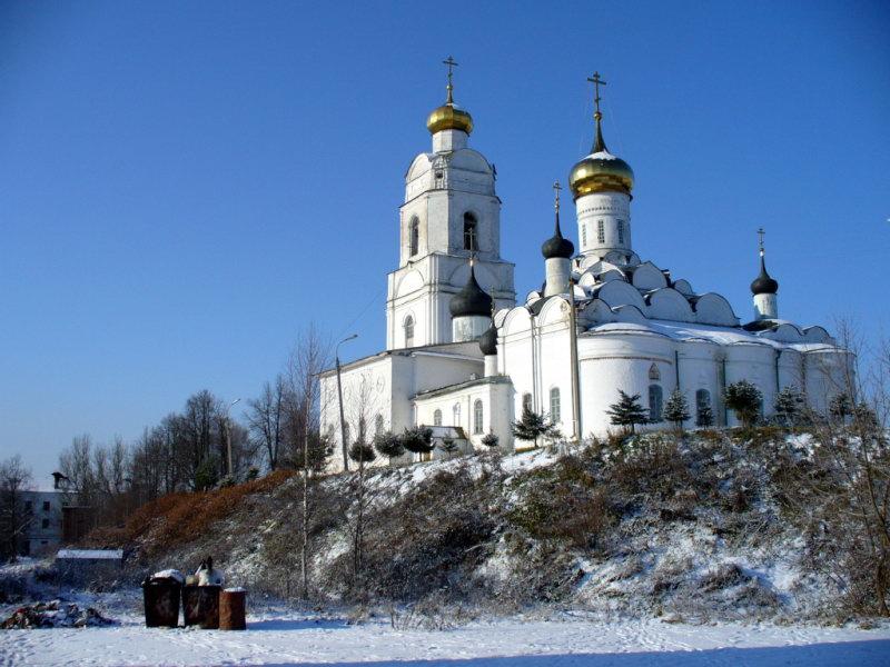 Вязьма. Троицкий собор.