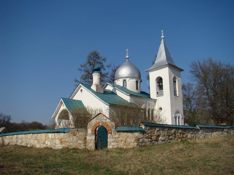 Бехово Троицкая церковь