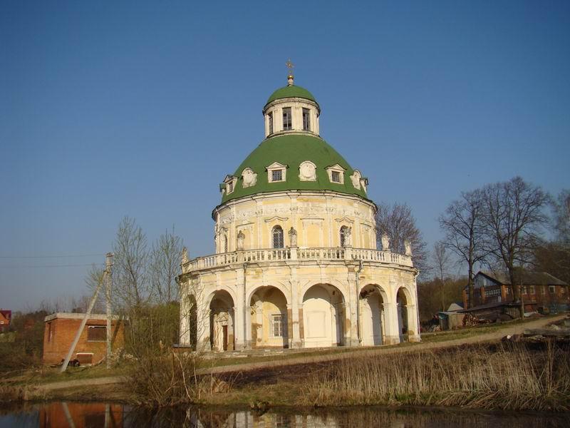 Подмоклово Церковь Рождества Богородицы