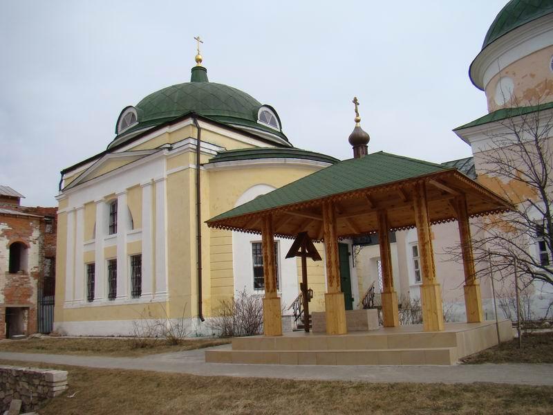 Свято-Троицкий Белопесоцкий монастырь Владимир Белопесоцкий