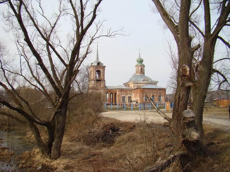 Старая Ситня Церковь Рождества