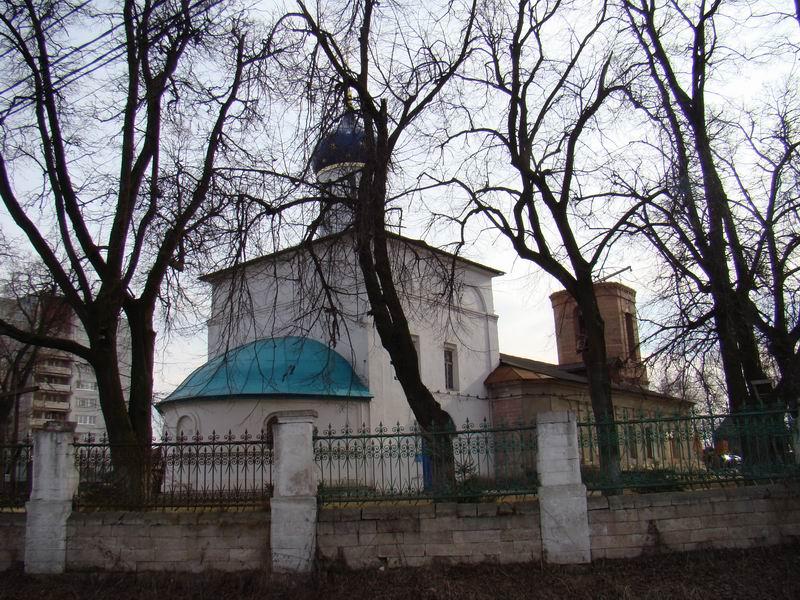 Малино Успенская церковь