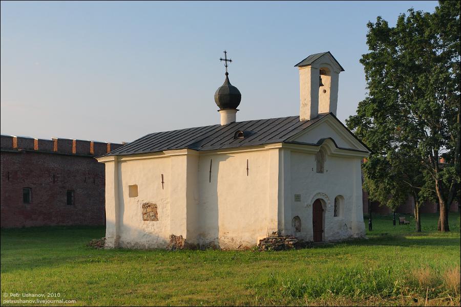 Церковь Андрея Стратилата, Великий Новгород