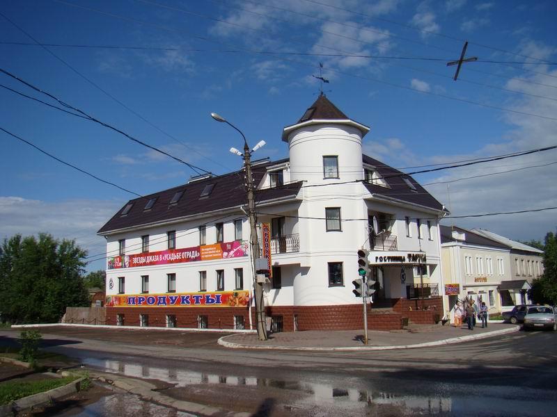 Таруса Гостиница Таруса