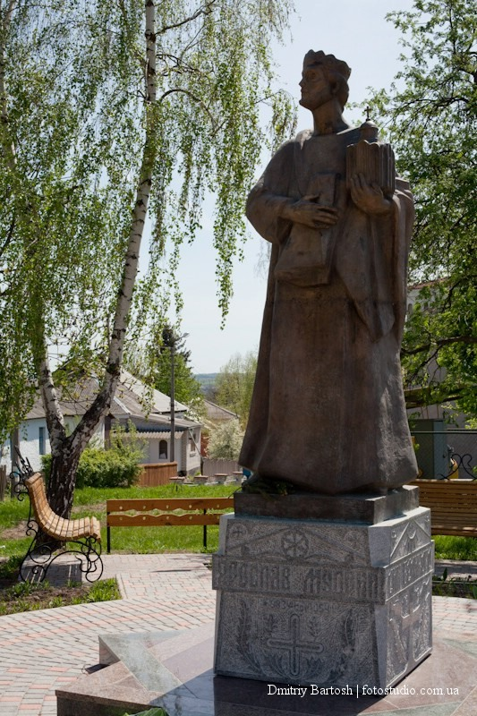 Автопутешествие по Украине. Богуслав. Фотограф Дмитрий Бартош