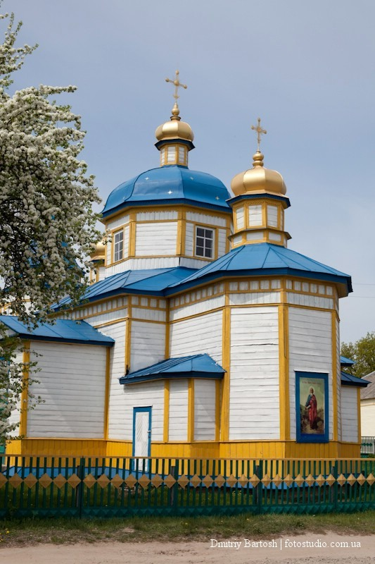 Автопутешествие по Украине. Фотограф Дмитрий Бартош