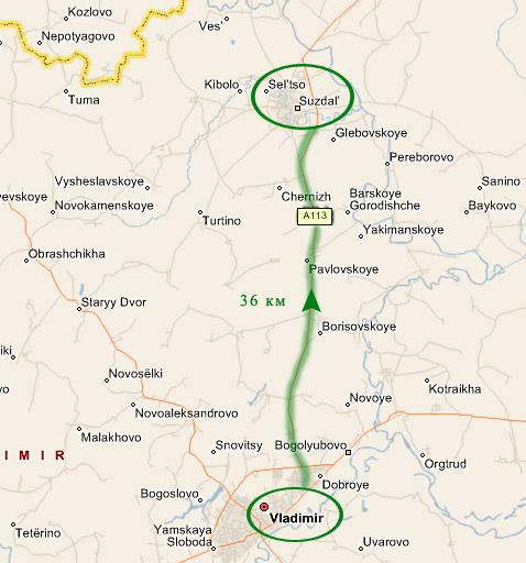 Трасса Е105: отрезок Питер - Новгород