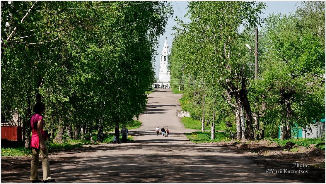 ул.Ушакова-церковь