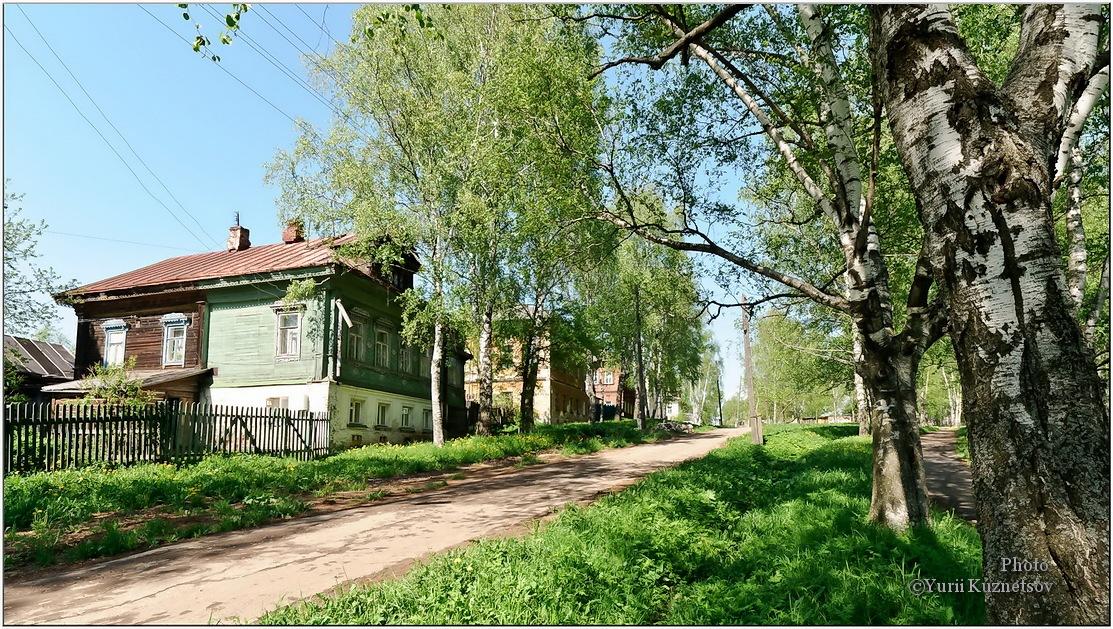 Казанская ул.